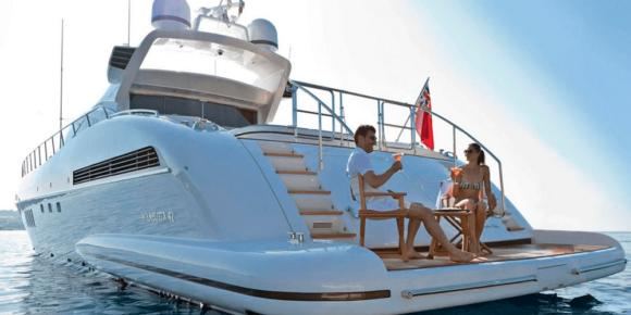 alquiler barco Formentera