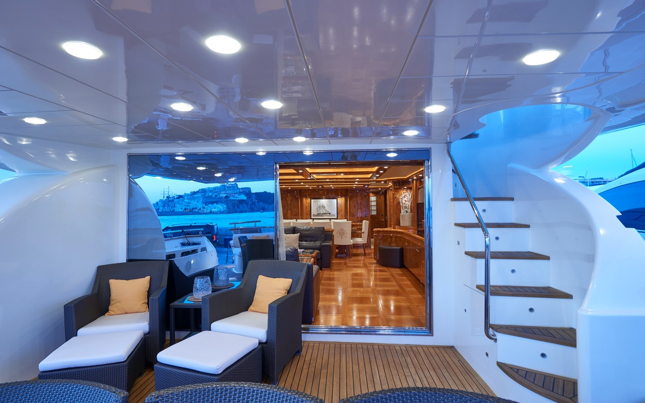 ASTONDOA 102 GLX NAUTIC BLUE